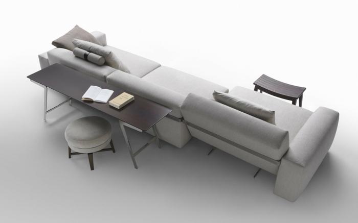 muebles de salon diseño cojines casas sofa