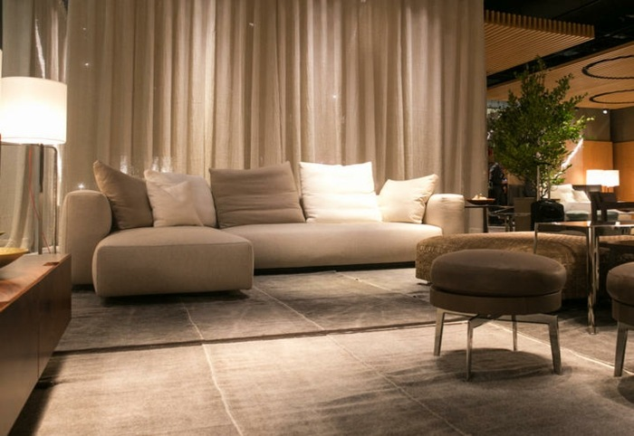 muebles de salon diseño elegante unicos calido