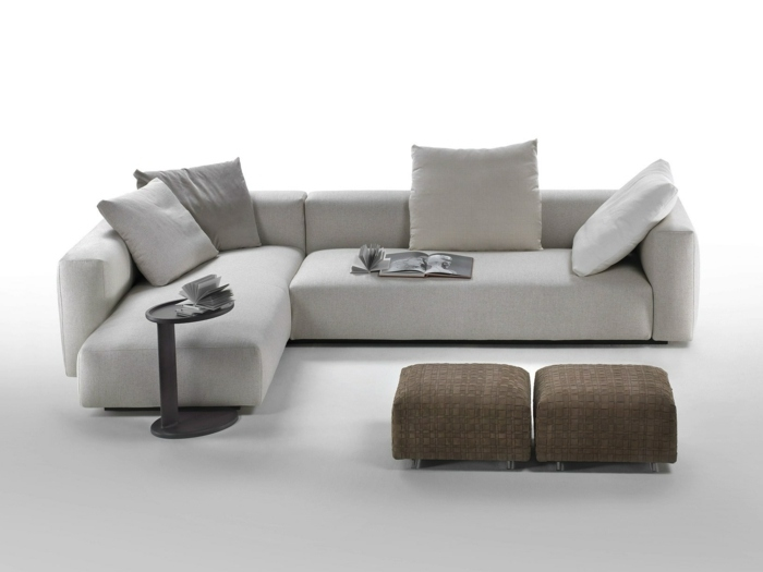 muebles de salon diseño mesa centros separados