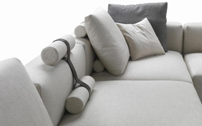 muebles de salon diseño respaldos cabezales sueños paredes