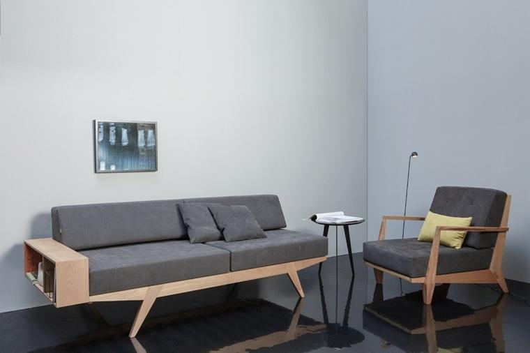 Muebles dise o y estilo para el sal n for Sillones salon diseno
