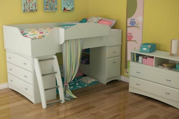 muebles dormitorio infantil modernos deco