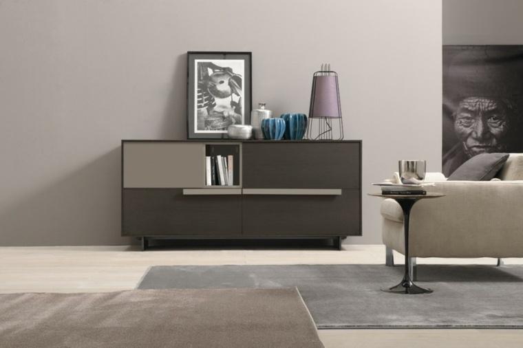 muebles originales opciones salon moderno ideas
