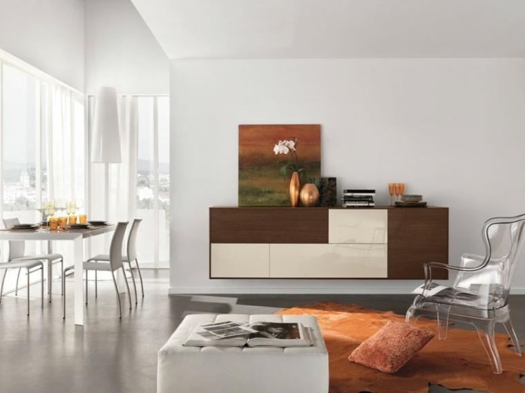 muebles para salon modernos comedor ideas
