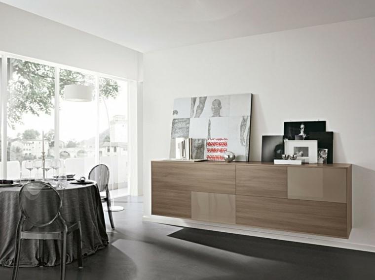 muebles para salon modernos detalles armario ideas