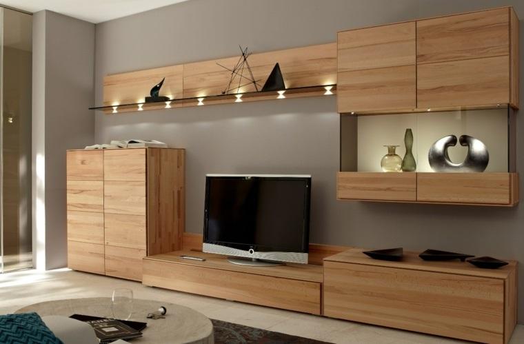 Muebles para salon 36 opciones para habitaciones con estilo -