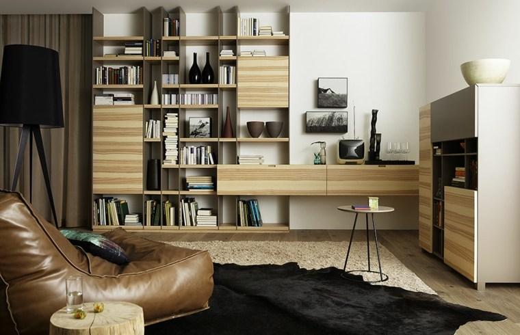 muebles de salón estilo moderno