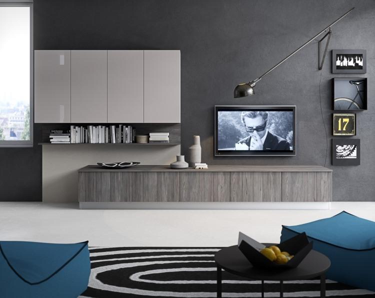 Muebles salon ideas y creaci n de ambientes a tu medida - Ideas muebles salon ...