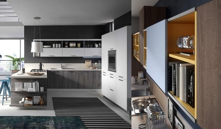 muebles salon ideas funcionales destinos laterales amarillo
