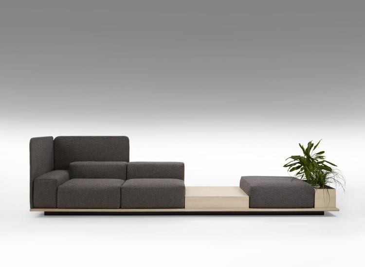 muebles salon ideas funcionales destinos maderas grises