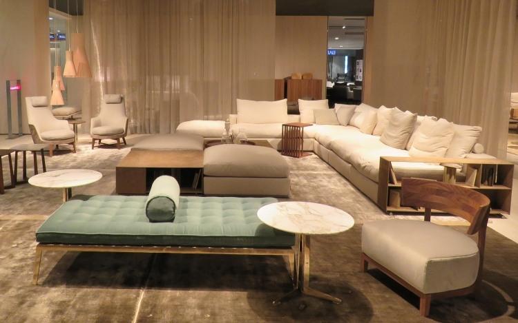 muebles salon ideas funcionales destinos cojines