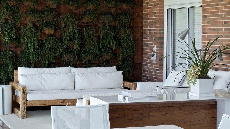 muebles modernos terrazas bajas