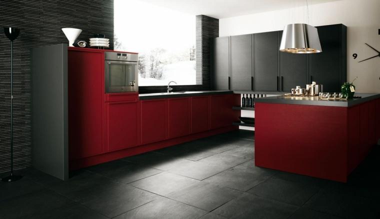 cocina moderna diseño expofacto