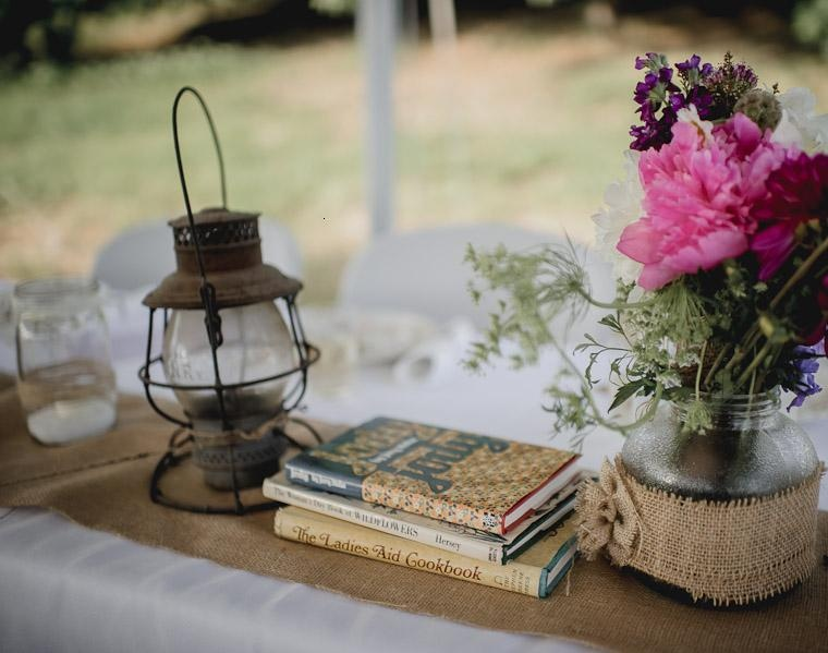 Decoracion boda vintage ambientes rom nticos con clase - Objetos decoracion vintage ...