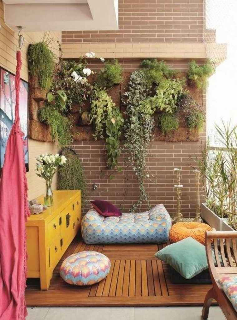 original decoracion terraza pequeña