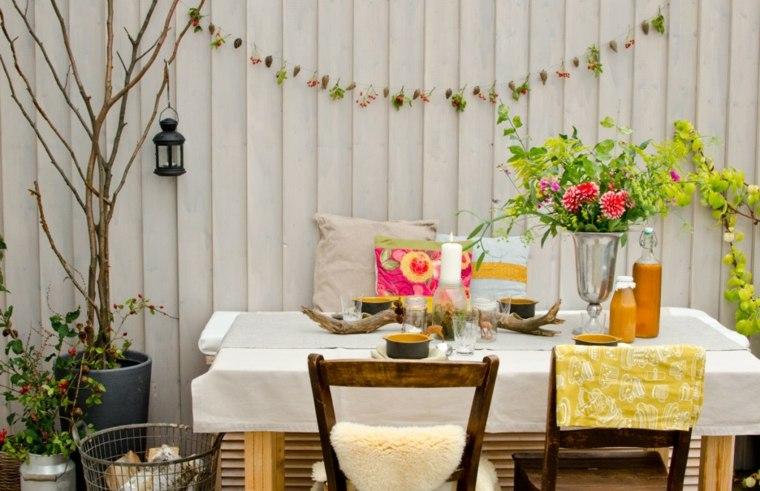 original decoración muebles terraza