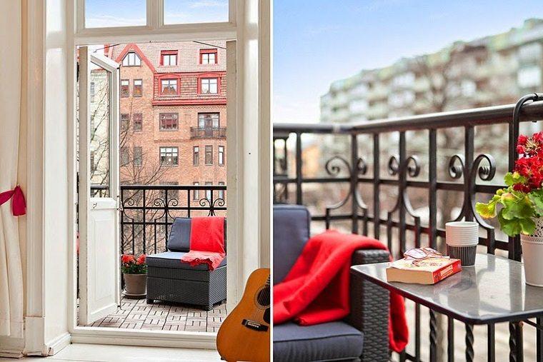 original decoracion balcon pequeño