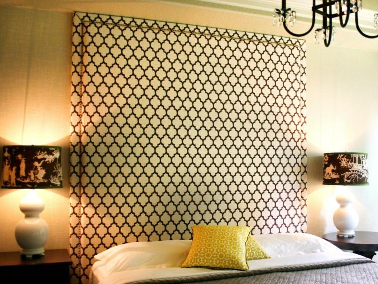 original diseño cabecero cama moderno