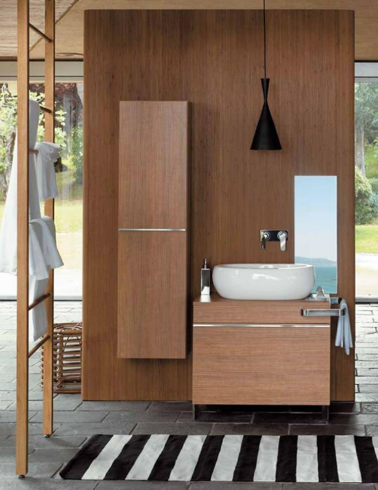 original diseño conjunto muebles madera