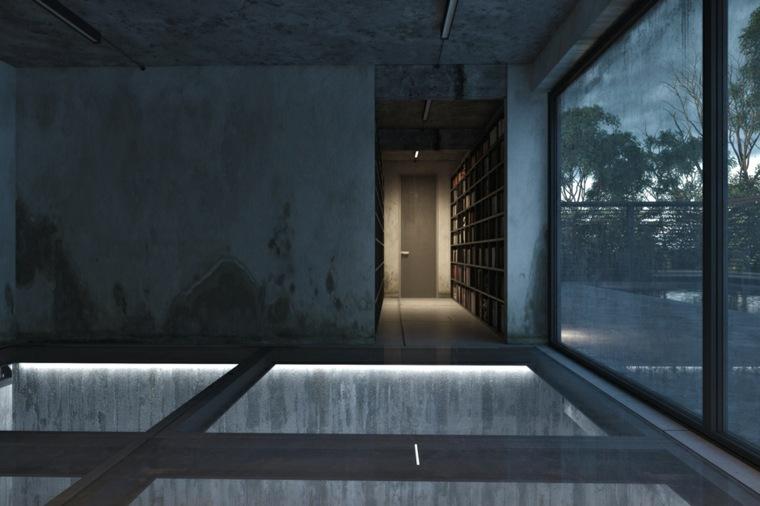 original diseño interior moderno industrial
