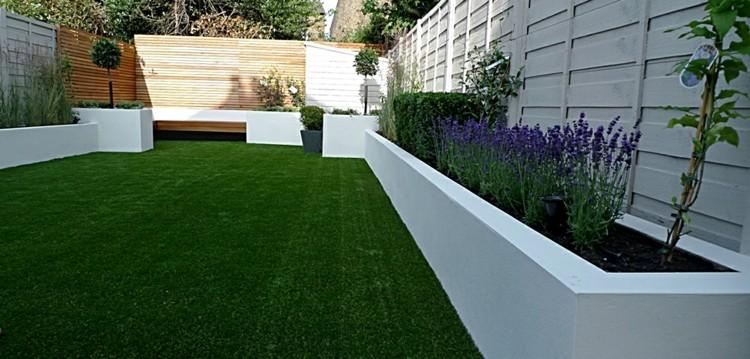 Lovely Juegos De Jardin Para Galeria #3: Original-diseño-jardin-moderno.jpg