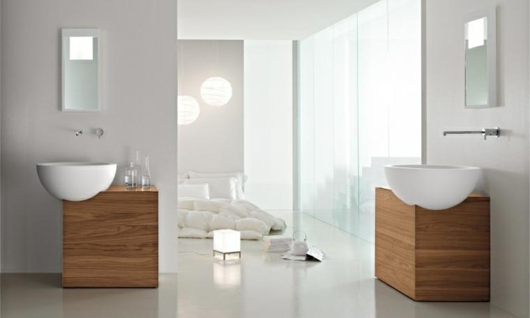 originales diseño lavabos modernos