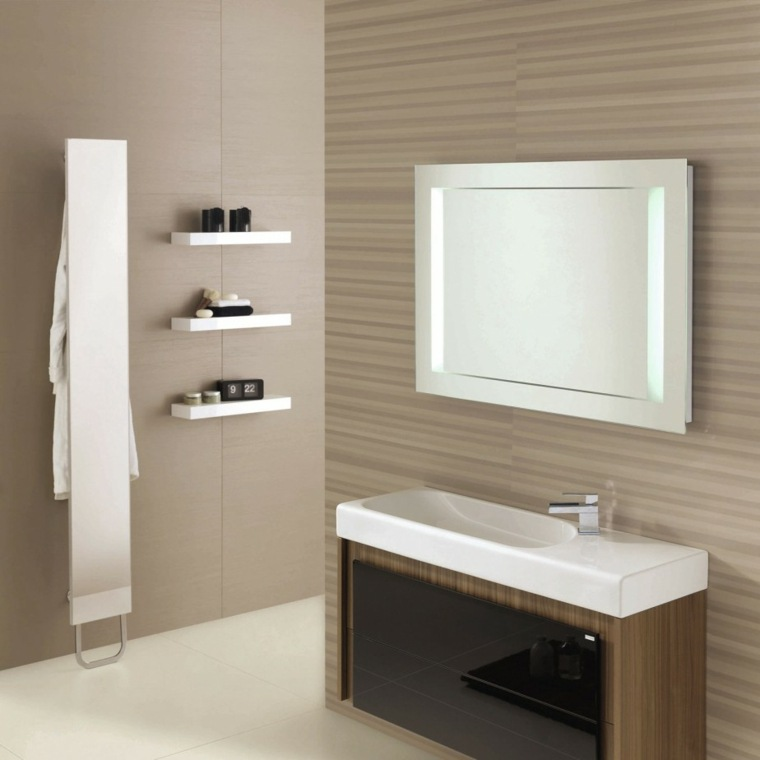 original diseño baño madera laminada