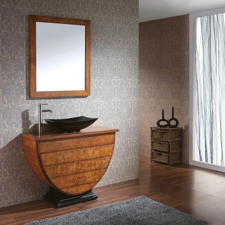 gabinetes para baño modernos ~ dikidu.com - Muebles De Bano Diseno Italiano