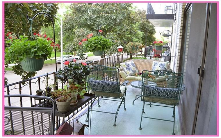 original terraza muebles metal