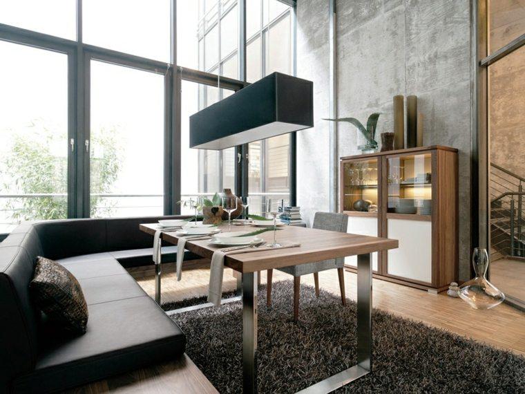 Ultimas tendencias en decoracion los estilos m s buscados - Salon comedor diseno ...