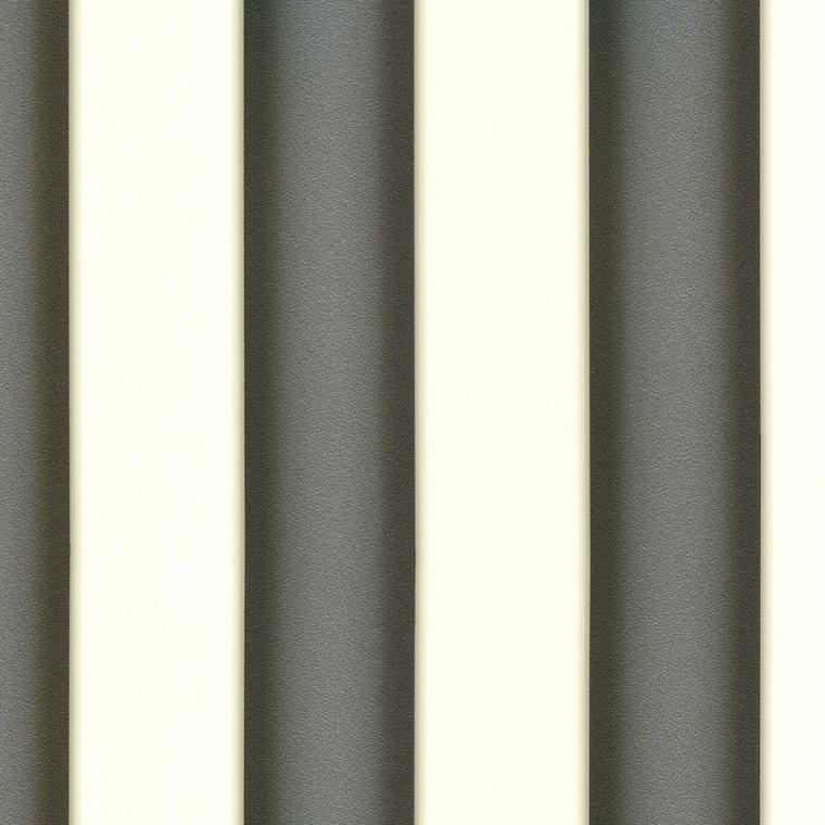 original papel pintado bandas grises