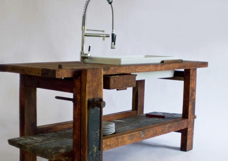 Muebles reciclados de diseño - por un futuro más ecológico -