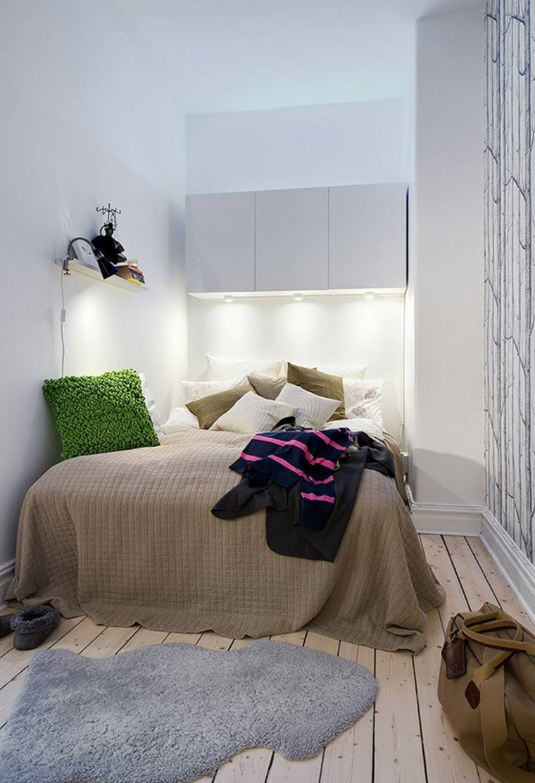 original decoración dormitorio pequeño