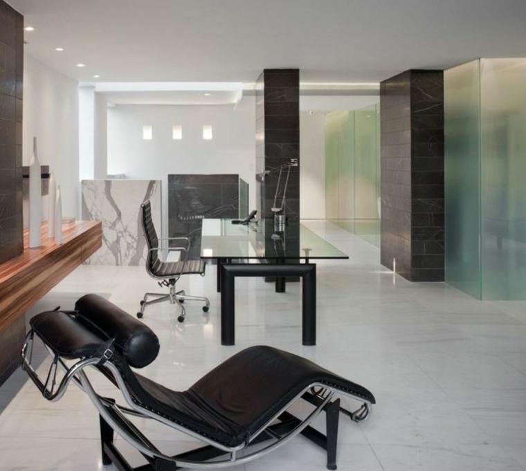 original diseño despacho estilo moderno