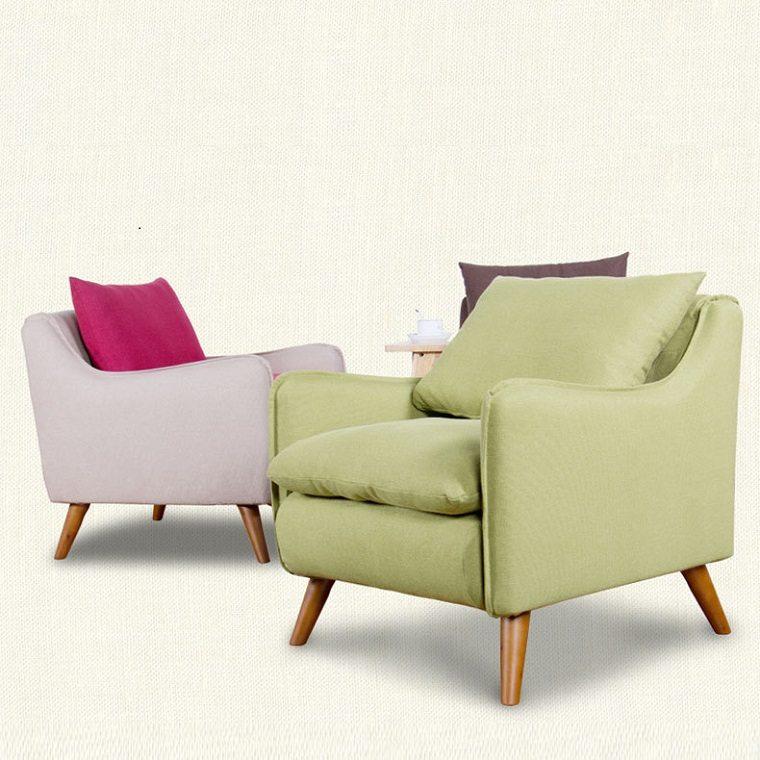 Sillones para dormitorios ideas coloridas para cada estilo for Sillones modulares modernos