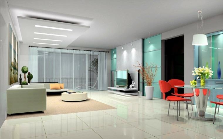original diseño interiores modernos lujosos