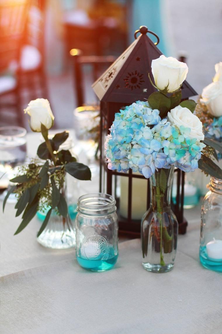 originales diseños decoraciones velas flotantes