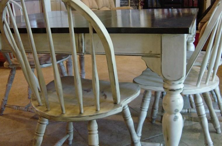 originales muebles comedor estilo vintage