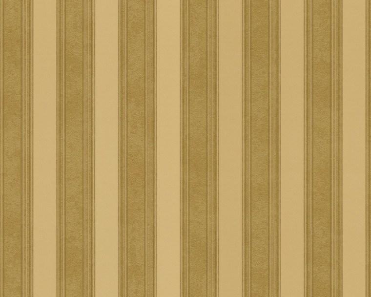 papel pintado bandas verticales ocre