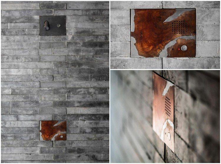 paredes decoracion salones zonas texturas ladrillos