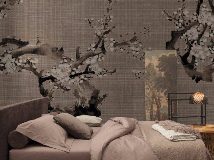 paredes diseño soluciones vintage aiatico arboles
