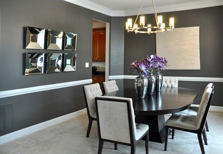 Decoracion mesas de comedor para espacios elegantes.