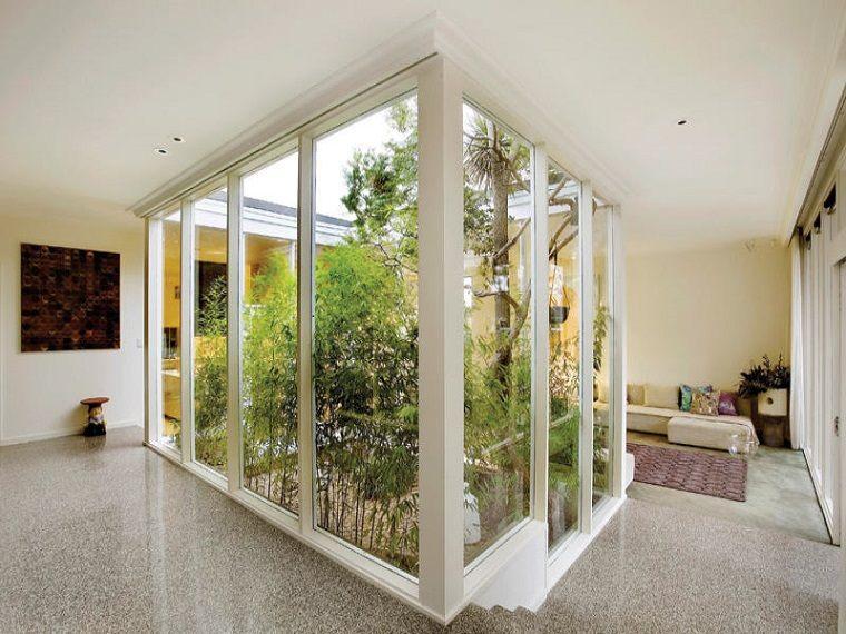 Patios Interiores Pequenos Ideas Para Una Decoracion Moderna