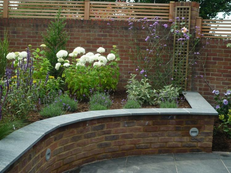 Hortensia cuidados para un jard n siempre hermoso for Jardineras para patios pequenos