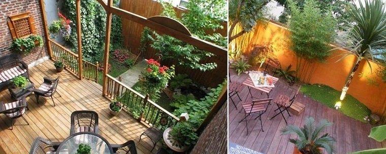 patios terrazas modernas deoración