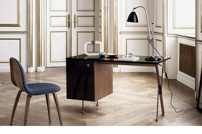 pequeñas laterales mesas escritorios maderas