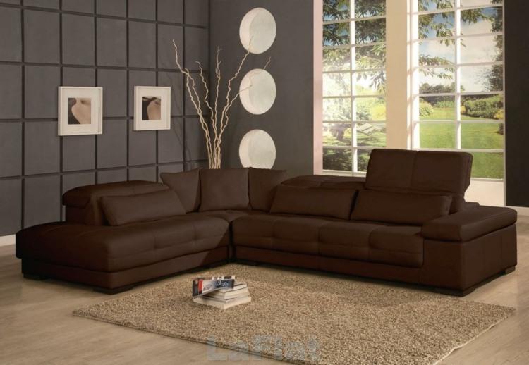 piel muebles detalles puestos sofa circulos