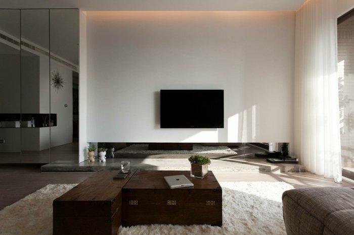 pieles salones paredes soluciones baul alfombras