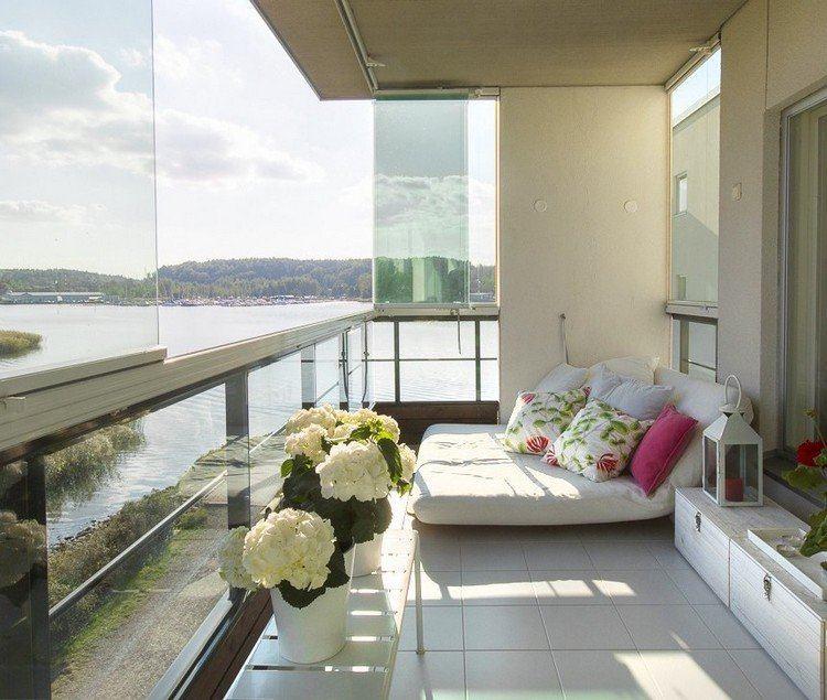 Plantas dise o y decorado en la ubicaci n de balcones for Plantas para balcones