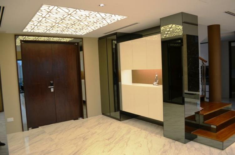 Foyer False Ceiling : Recibidores con encanto ideas para decorar